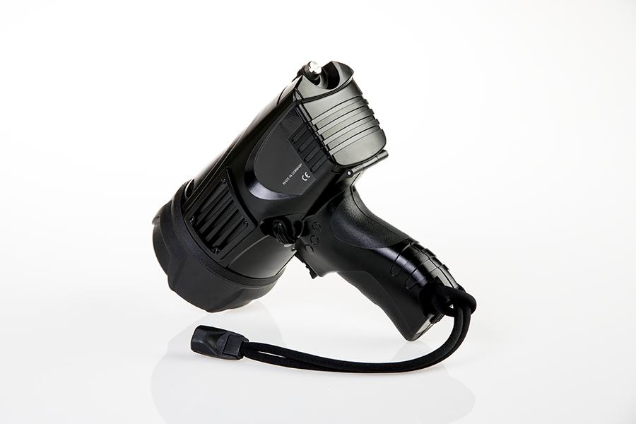 UVL-Handlampe 365nm stehend