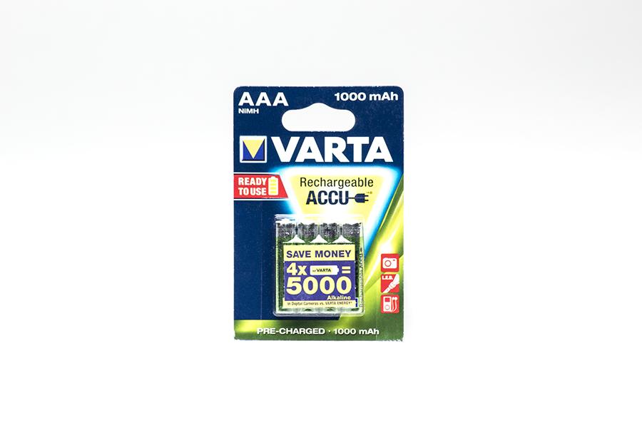 Varta AAA Akku-Pack