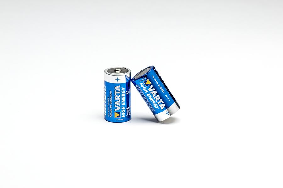 Varta C Batterie