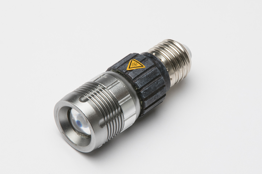 UV-Lampe UVL E27 365nm