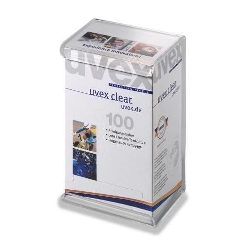 UVEX Wandhalterung für Reinigungstücher